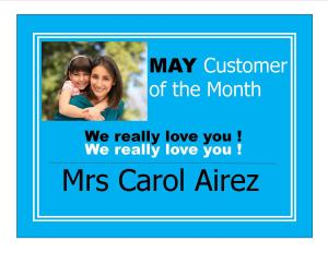 customer-of-the-month